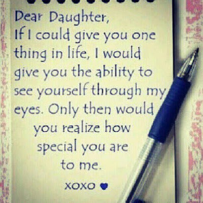 I Love You Quotes To My Daughter : Love My Daughter Quotes Love Quotes
