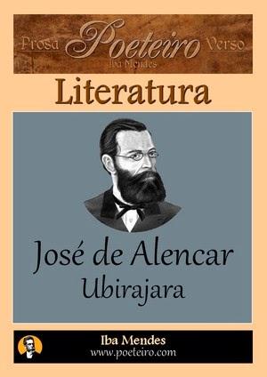 Jose de Alencar - Ubirajara - Iba Mendes