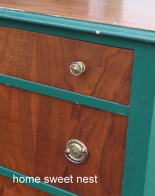 Home Sweet Nest Three Drawer Dresser