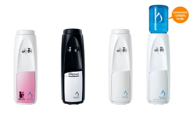 Office Water Coolers from ClearWaterFilters.com.au