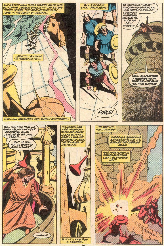 Conan the Barbarian (1970) Issue #124 #136 - English 17