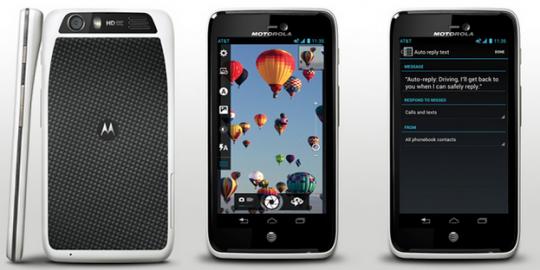Motorola Atrix HD Smartphone