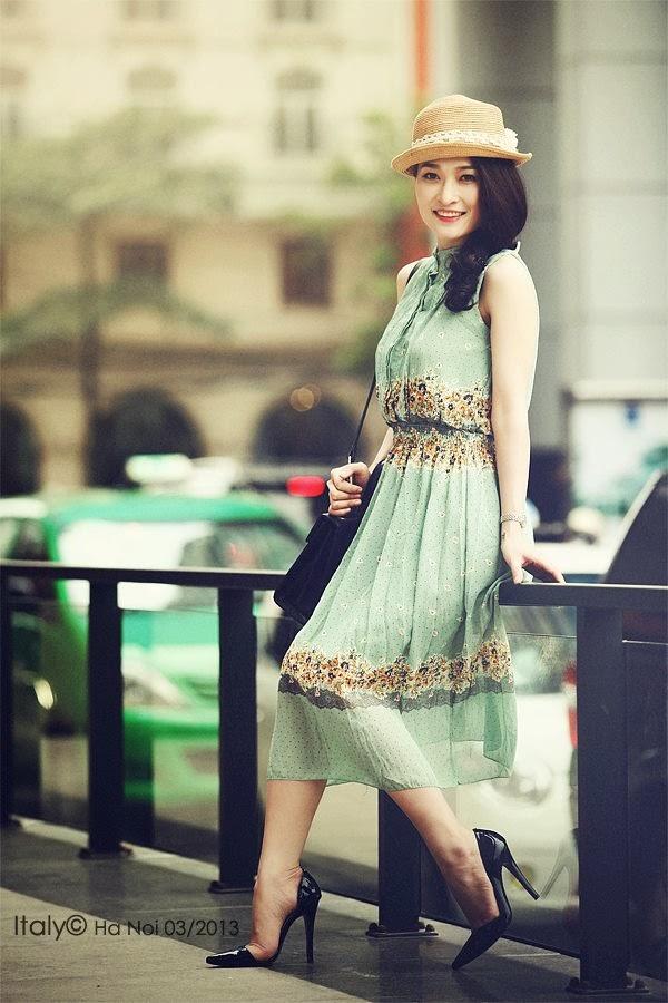 Thuy Linh - New Hot Girl Vietnam