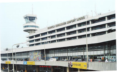 Cleaner arrested with $271, 135 at Lagos airport 00