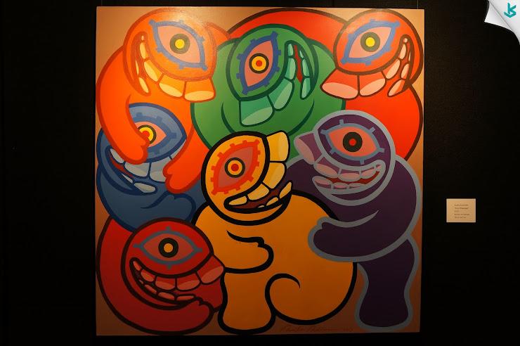 Gambar Pameran Lukisan - Lukisan Group Whatsapp