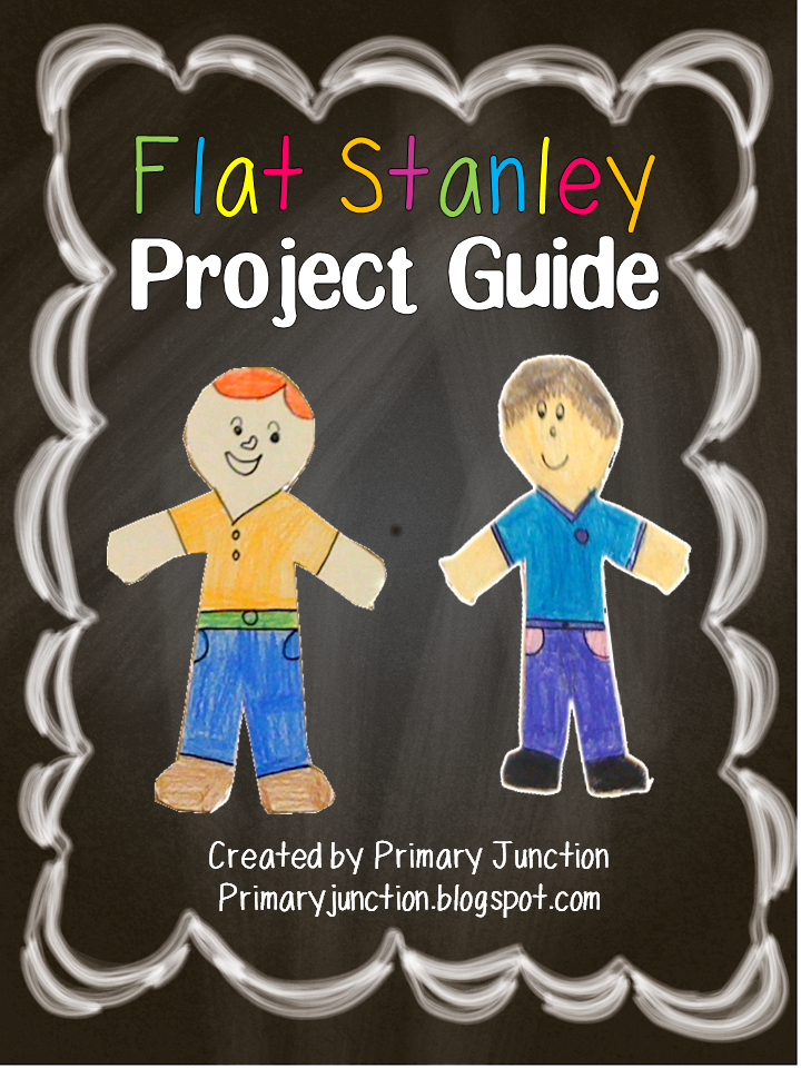 http://www.teacherspayteachers.com/Product/Flat-Stanley-Project-Guide-156926