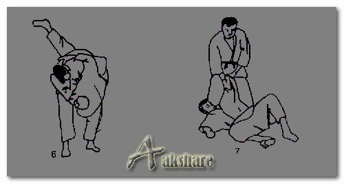 Teknik Dasar Bantingan Utsuri-Goshi - Beladiri Judo