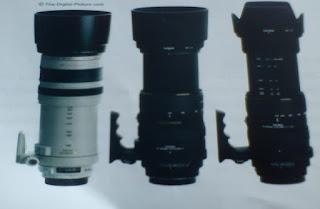 lensa superzoom jenis lensa gabungan antara standard zoom dan telephoto zoom