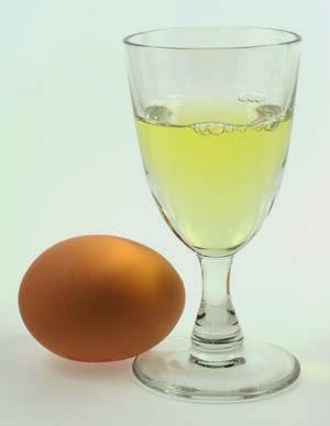 Cara merawat wajah dengan masker putih telur
