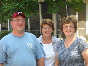 Siblings at the lake  July 2011