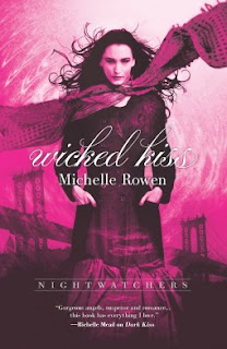 Review: Wicked Kiss by Michelle Rowen