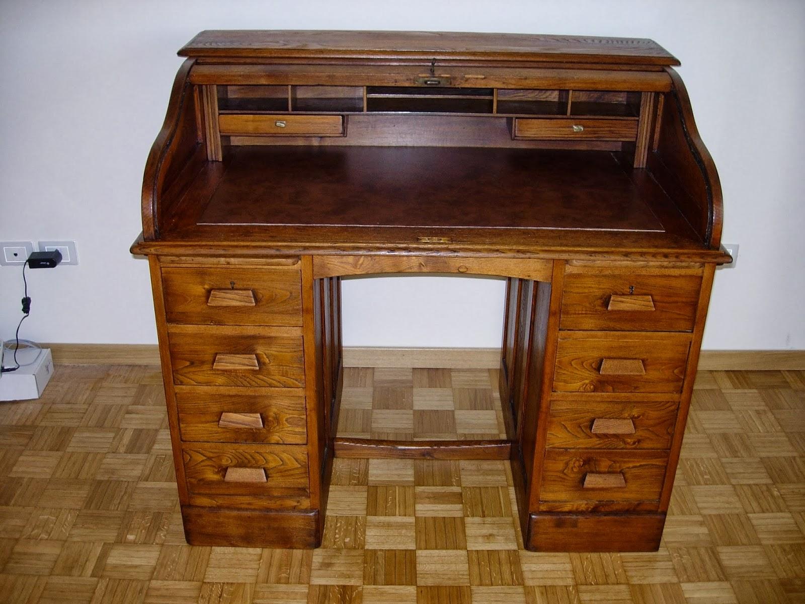 Gianni zabini falegnameria e restauro for Mobile da scrivania