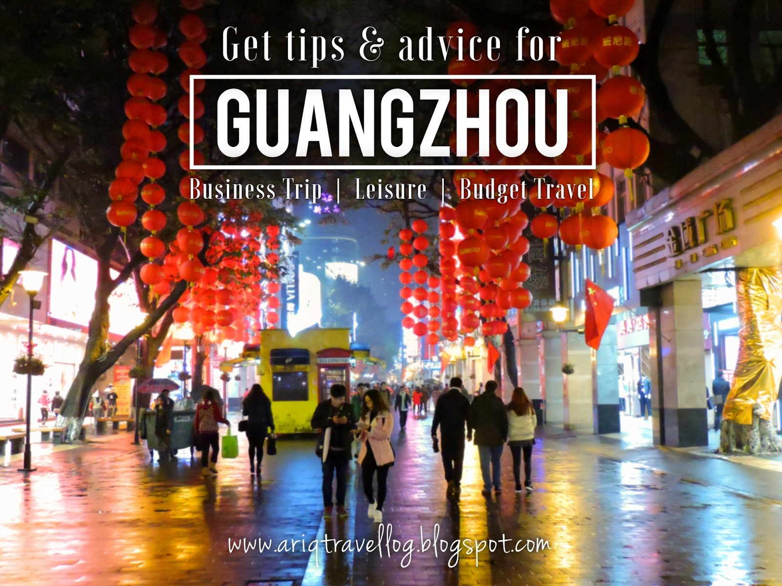 Get Tips & Advice for Guangzhou