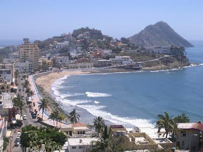 Mazatlán destino turístico de México