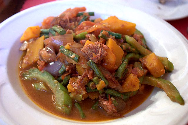 Pinakbet or Pakbet