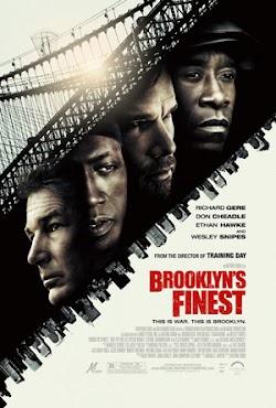 Cảnh sát Brooklyn - Brooklyn Is Finest (2009) Poster