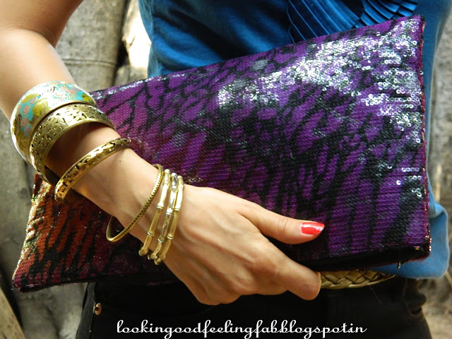 DIY Clutch : Tutorial