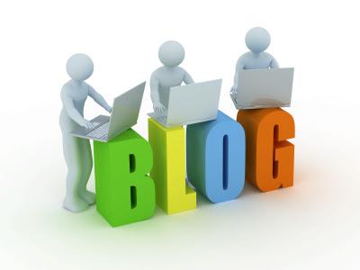 misafir blogculuk ile ilgili bir ikon
