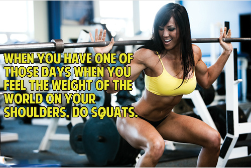Do Squats Burn Fat OR Build Muscle 1