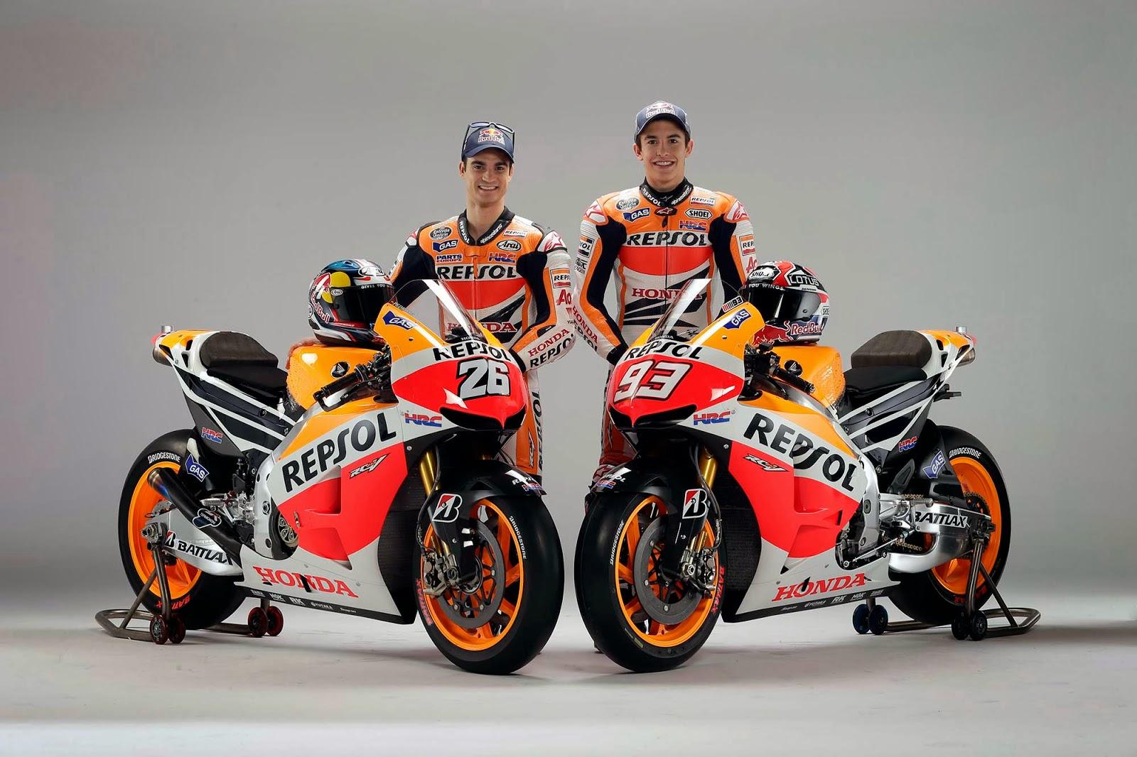Seamless-Shift Gearbox | MotoGP | Honda RC213V | Motorsports | 2013 Honda RC213V | way2speed.com