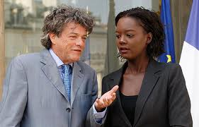 Jean-Louis Borloo et Rama Yade quittent l'UMP