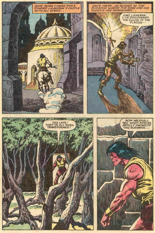 Conan the Barbarian (1970) Issue #148 #160 - English 15