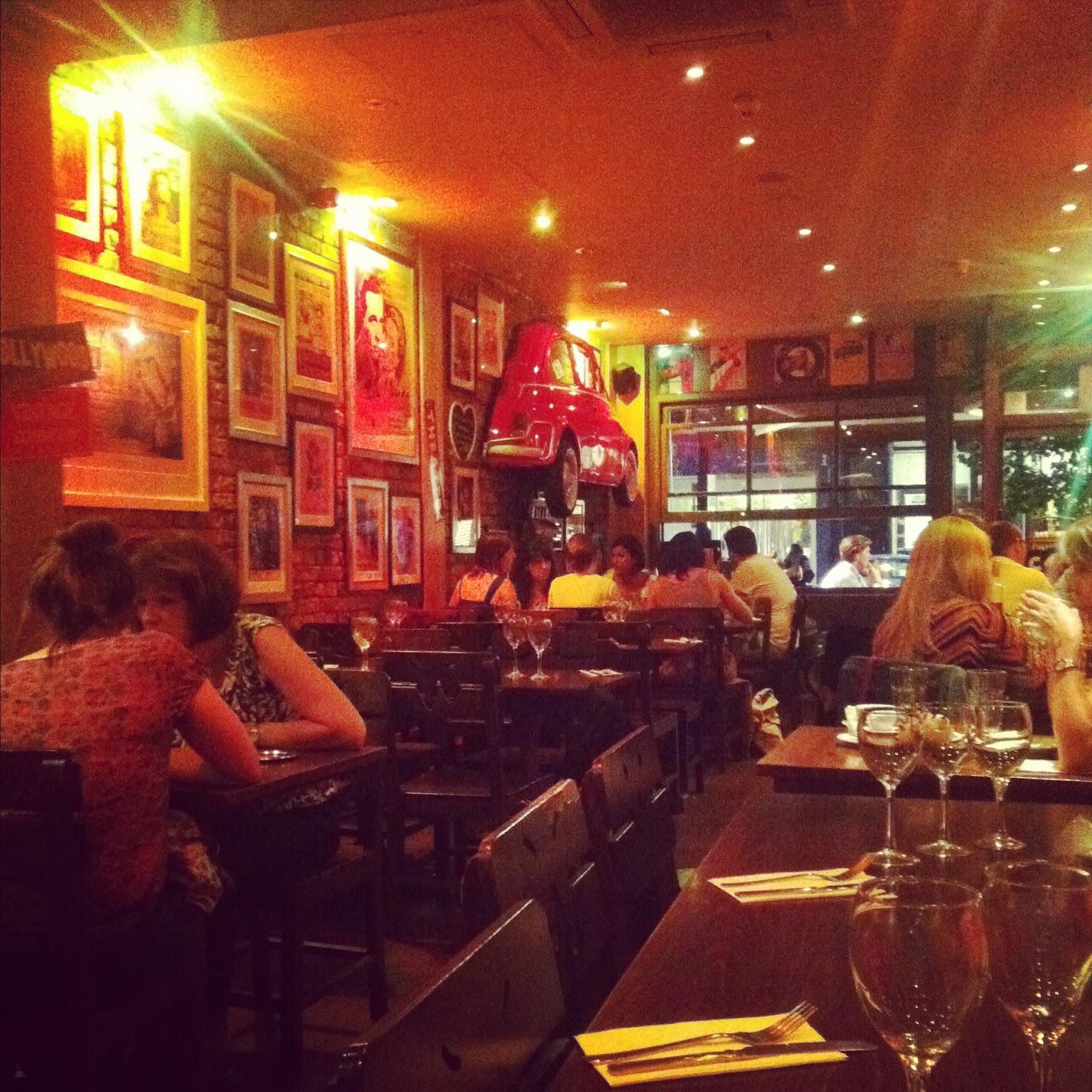 Cafe Divina Upper Street