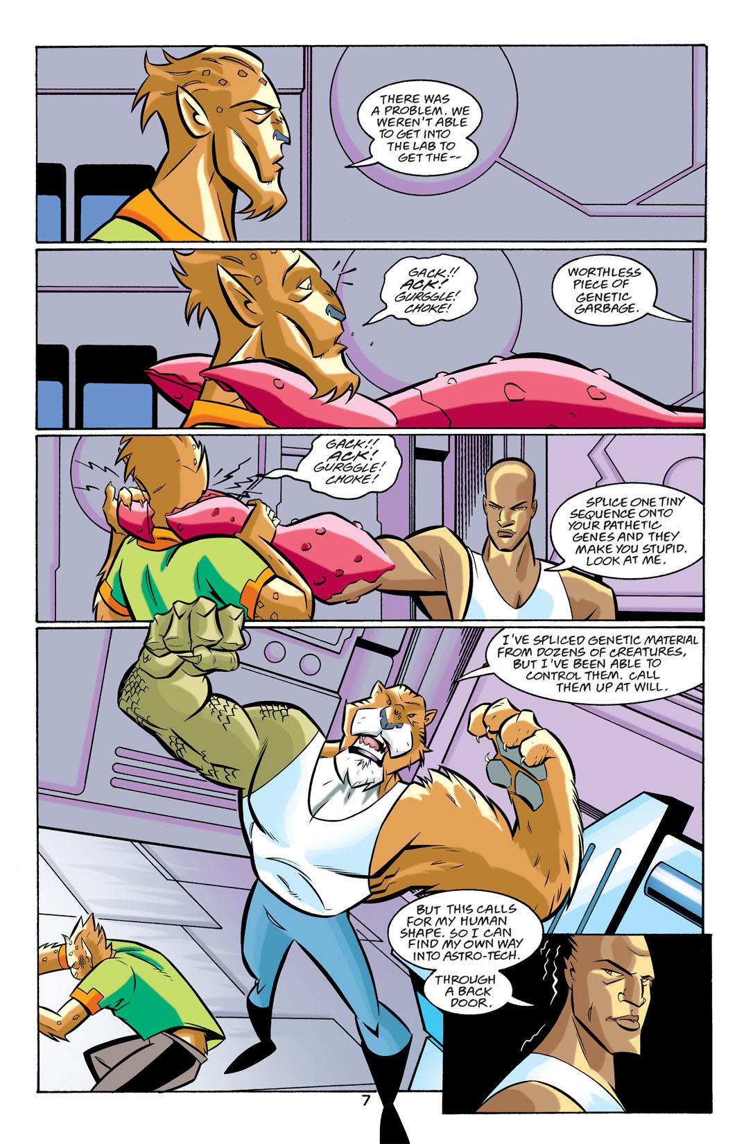 Batman Beyond [II] Issue #24 #24 - English 8