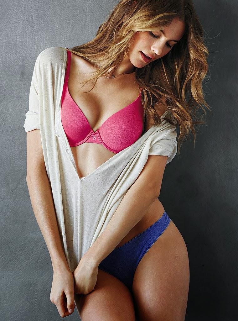 Sexy Behati Prinsloo - Victoria's Secret