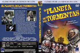 Carátula de El planeta de las tormentas