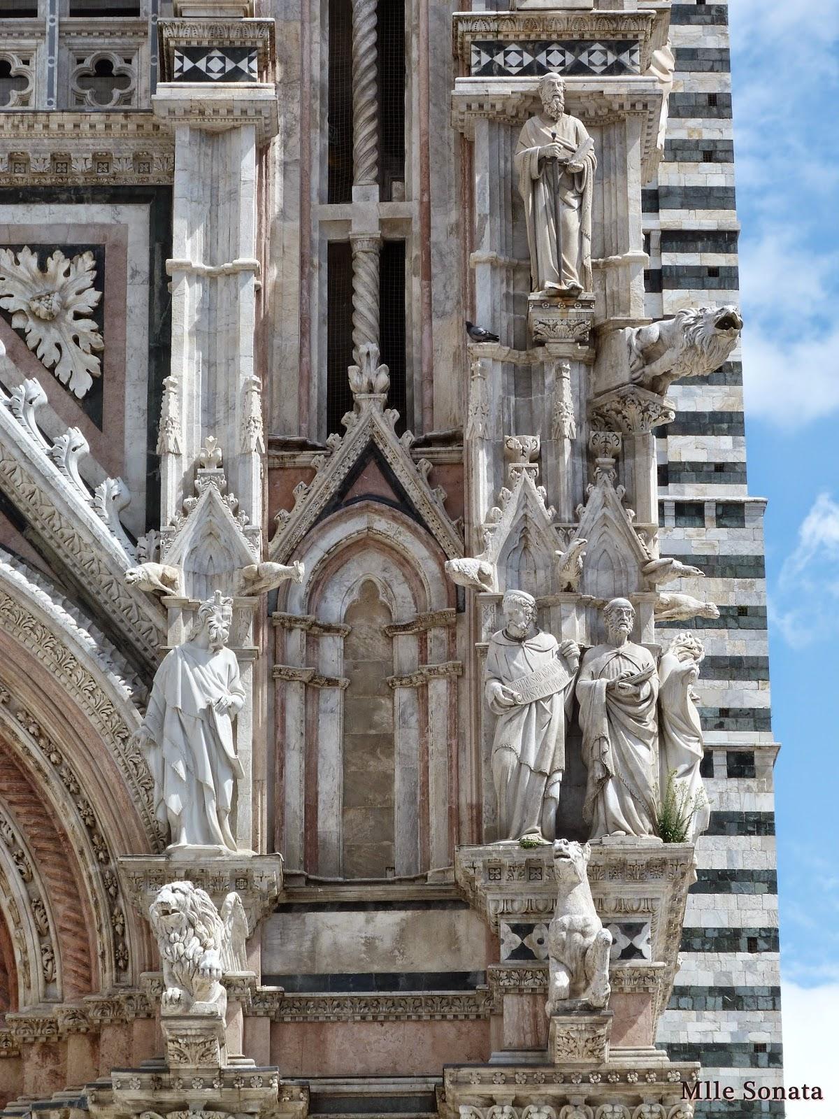 Voyage Italie Sienne Cathédrale