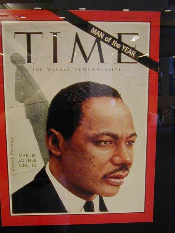 Martin Luther King, Jr. - TIME MAGAZINE