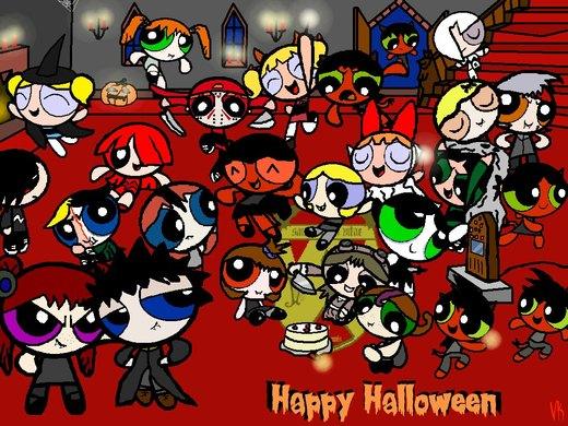 Halloween Special 2007 por Knalljaas
