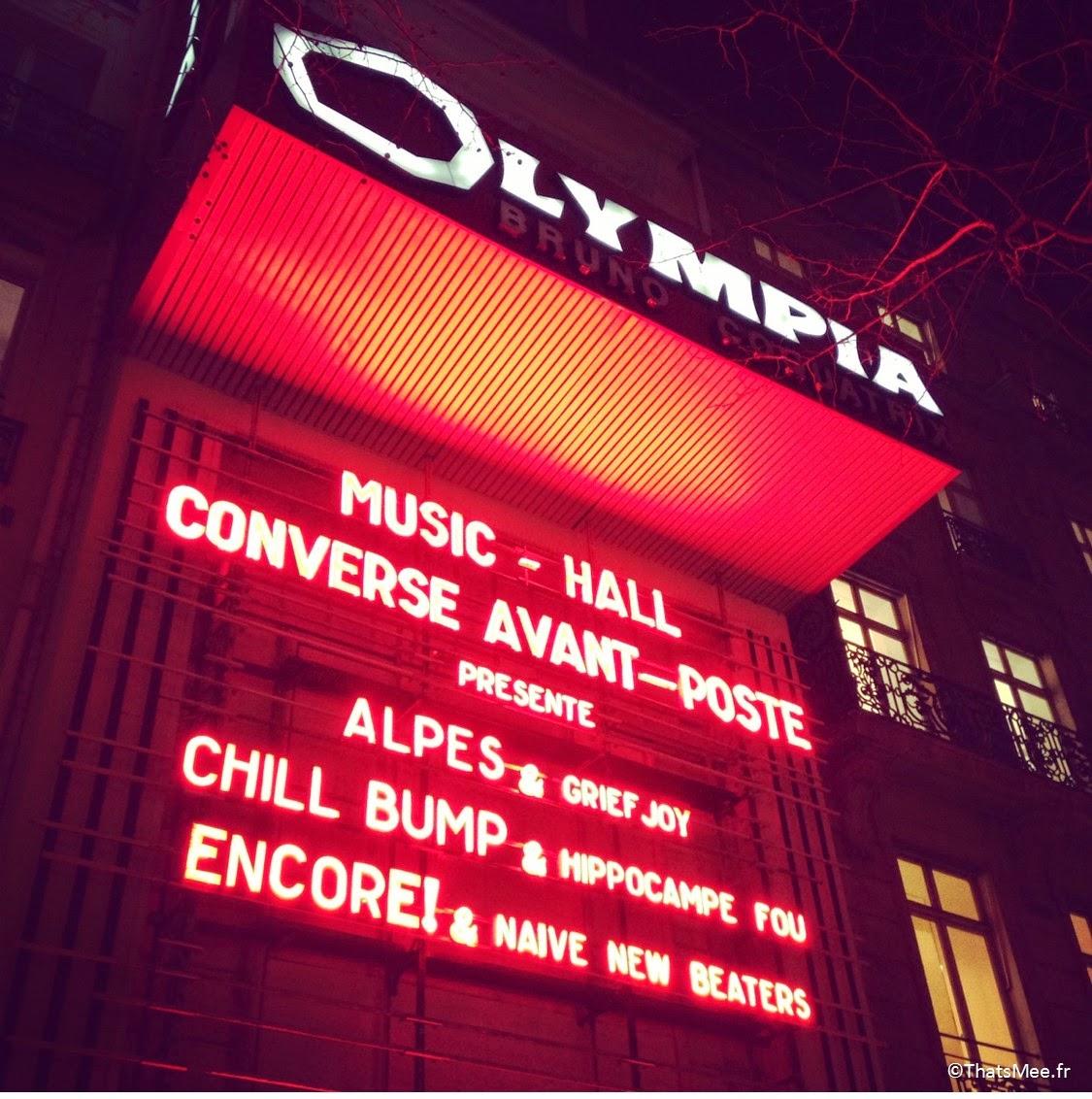 Duo groupe hip-hop Chill Bump  rap de Tours, album Ego Trip Chill Bump, concert Converse avant-poste Paris Olympia Chill Bump mars 2015