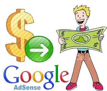 Google Adsense Blogspot, Quang cao Google