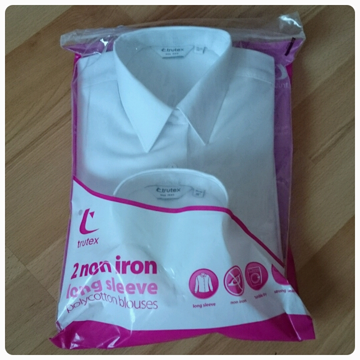 trutex non iron blouses