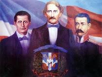DUARTE, SANCHEZ Y MELLA...PADRES DE LA PATRIA