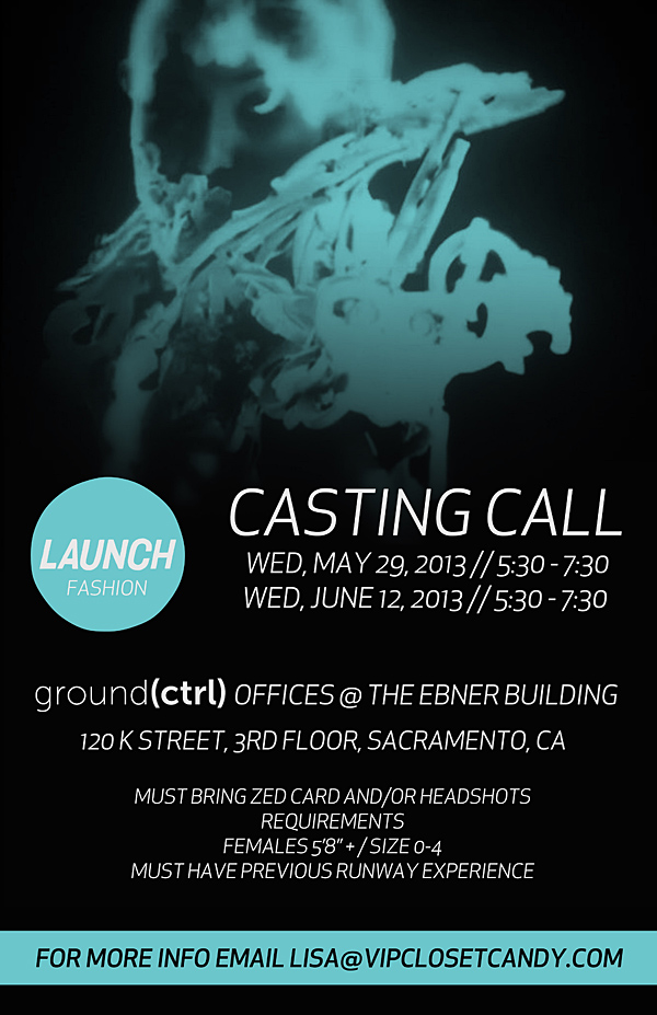 Cast Images - Launch Fashion - Casting Call