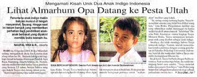 Gambar Anak Indigo