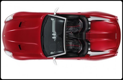 Top-View-2011-Ferrari-599-SA-Aperta-Red-Color