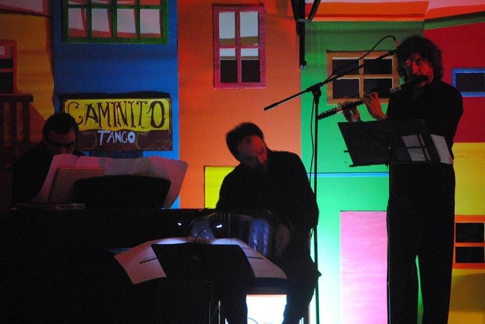 La Orquesta La ideal actuo para el Club el 22 de Marzo de 2014