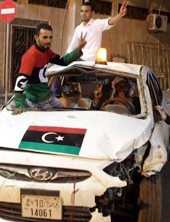 Foto Perang Libya