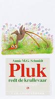Pluk redt de krullevaar Annie M.G. Schmidt cover