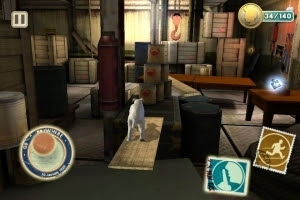 Game Nokia Symbian Belle The Adventures of TinTin HD