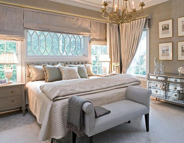 Elegant and exquisite interiors by sherrill canet for Exquisite interior designs