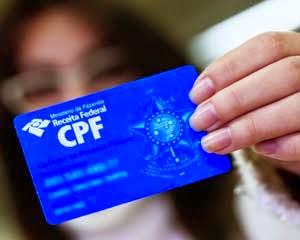 Obrigatoriedade de declarar o CPF