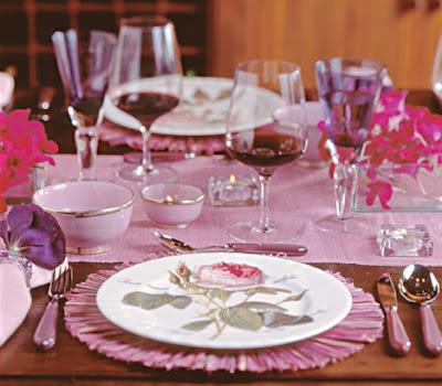 Fotos de Decoração de Jantar