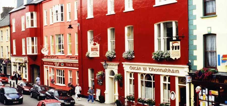 Cork Open Venue