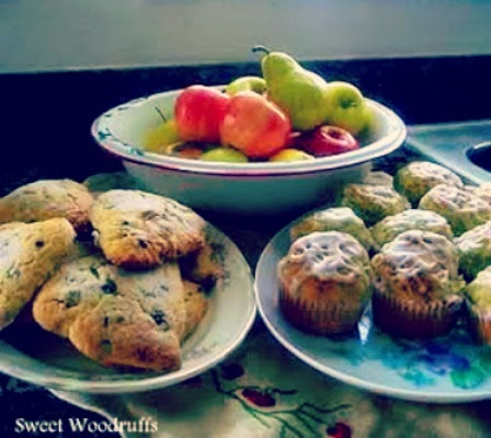 Grandma Johnson's Scones , from All Recipes were one of the best ...