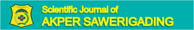 Scientific Journal of Akper Sawerigading